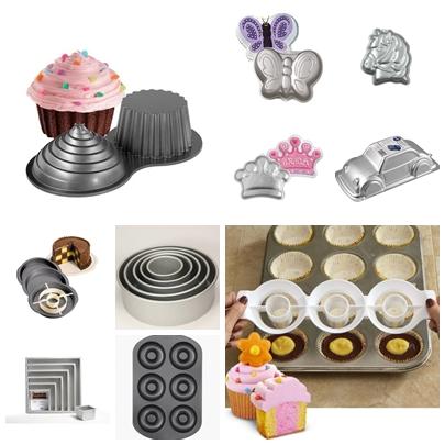 Moules à gâteaux - moules en aluminium - moules en silicone - moules à pâtisserie - moules antiadhésifs - moule en carton etc...