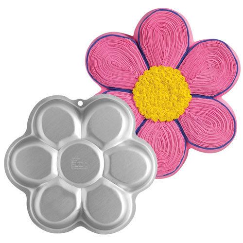 Dancing Flower Daisy - Moule à gâteau forme fleur marguerite
