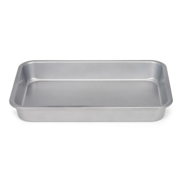 PATISSE SILVER-TOP MOULE BROWNIE 28X18CM