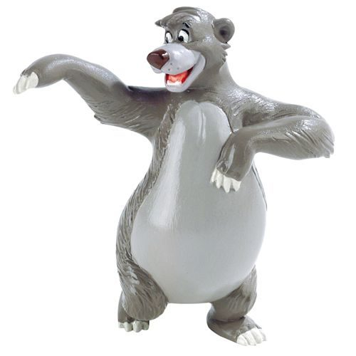 Figurine Baloo - Figurine Disney Livre de la Jungle - Baloo