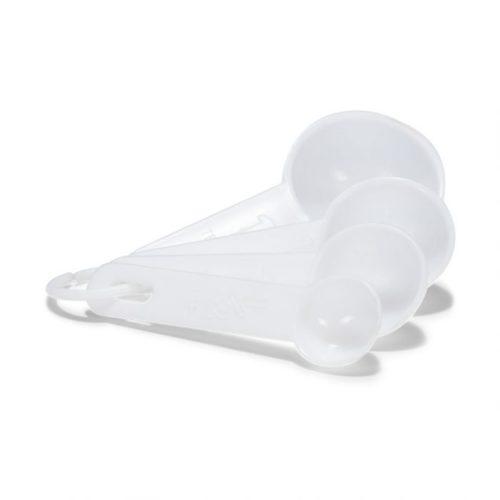 Cuillères-mesure Plastique Set/4