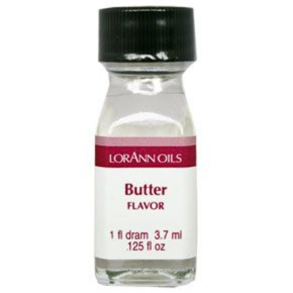 LorAnn Super Strength Flavor - Beurre -Butter - 3.7ml