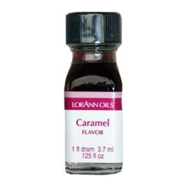 LorAnn Super Strength Flavor - Caramel - 3.7ml