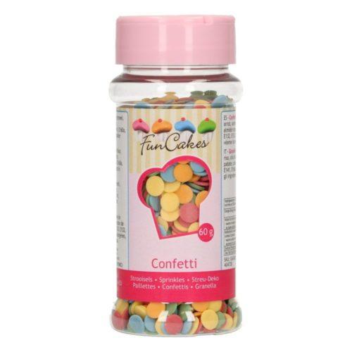 PROMO!!!confettis mix multicolored