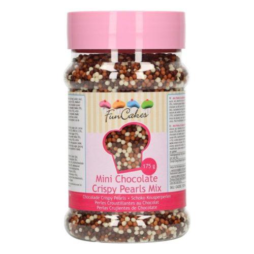 confettis -  mini perles croustillantes en chocolat