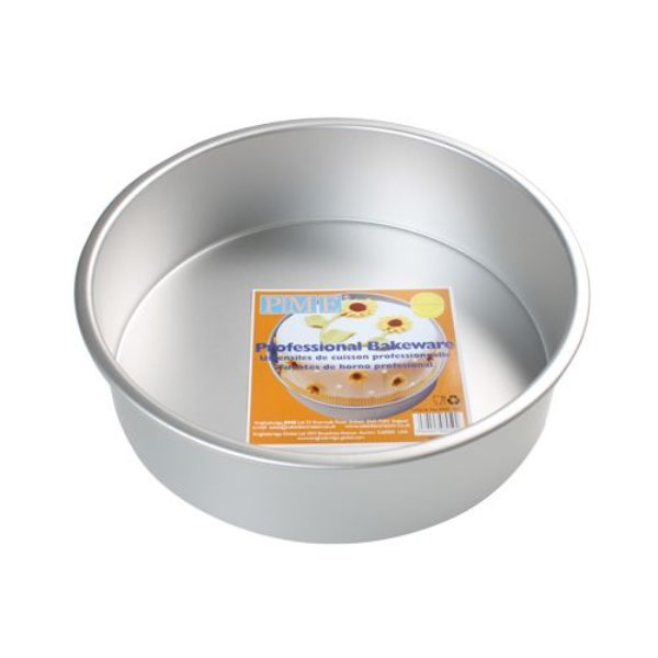 Moule à gâteau rond 15cm diam * 7.5 cm h  - round cake pan Ø 15 X 7,5CM