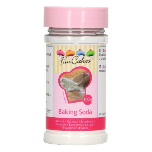 FunCakes Bicarbonate de Soude -100g-