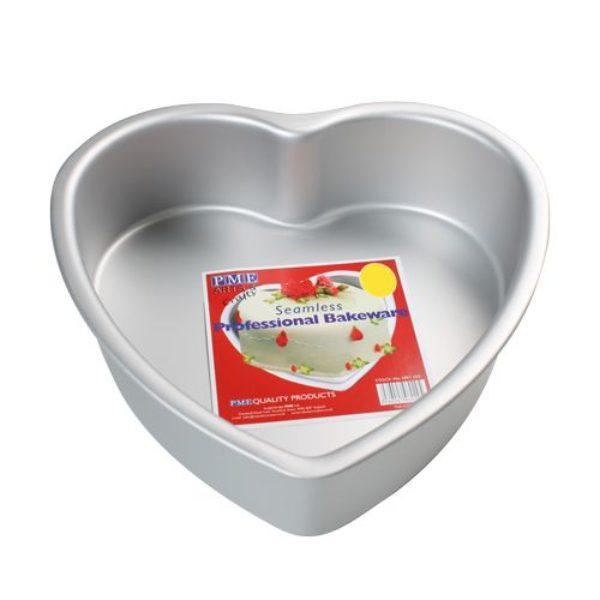 PME - moule a gateau en forme de coeur - heartshape baking pan