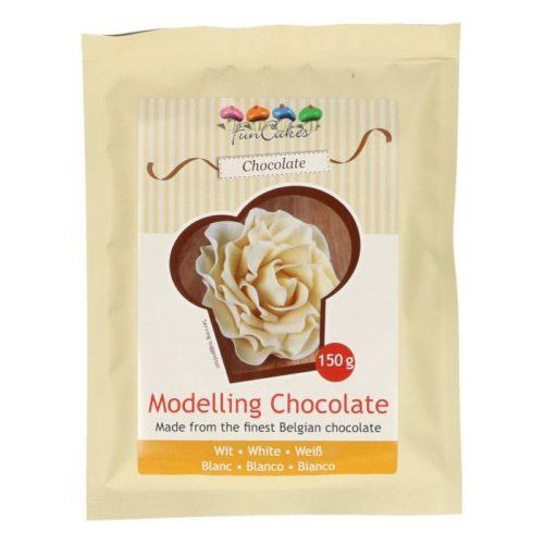Modelling Chocolate Blanc -150g-