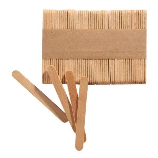 Mini Bâtonnets en bois pcs/100