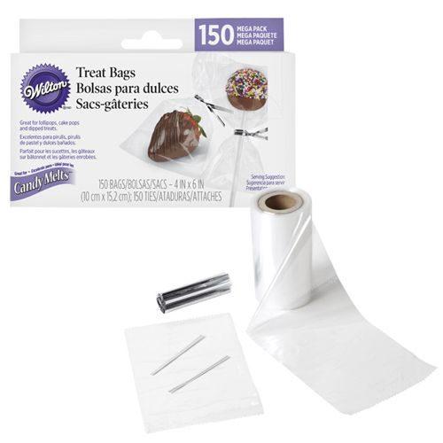 Wilton Treat Bag Mega Pack 150/paquet