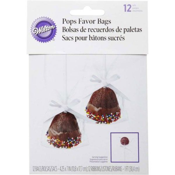 Cake Pops Single Bag Kit 12ct