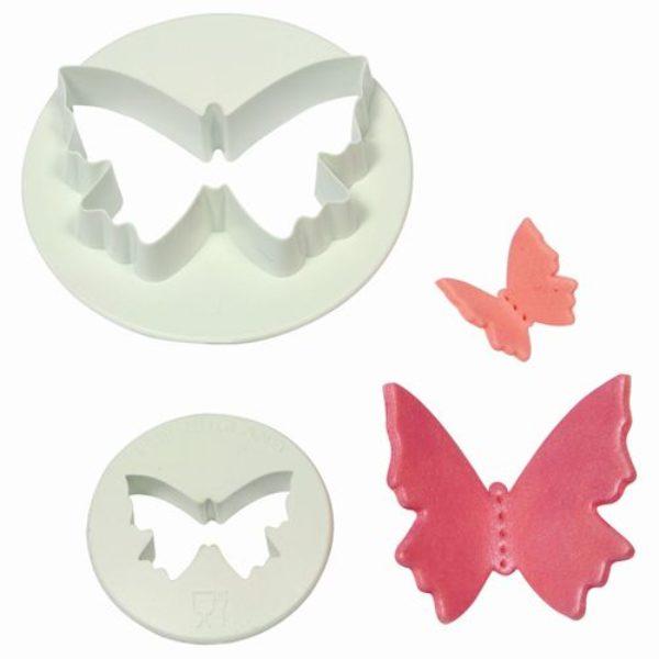 Emporte pièces papillon set / 2  - Butterfly cutter set/2