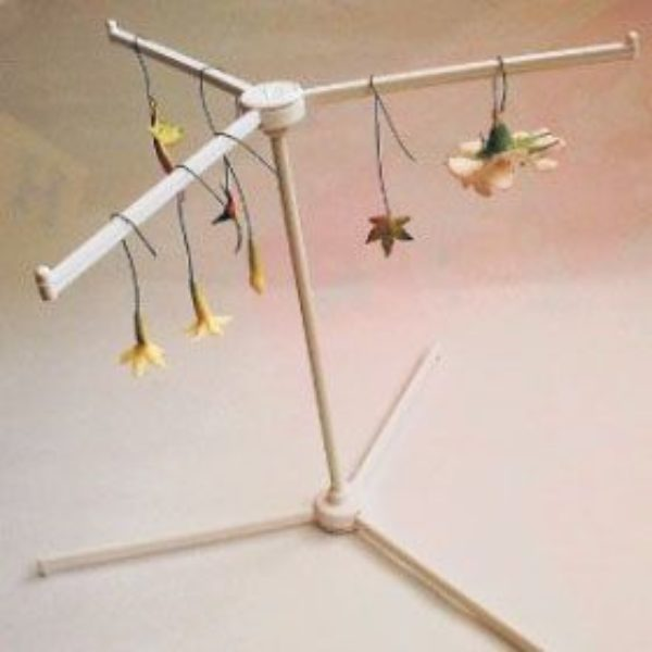 Support - Sechoir à fleurs- Flower Drying Stand